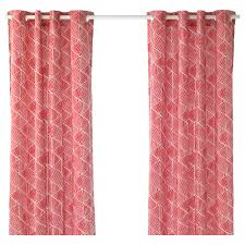 Pink Gingham Shower Curtain Curtains U0026 Blinds Ikea