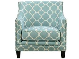 Turquoise Accent Chair Dinah Aqua Accent Chair Bailey U0027s Furniture