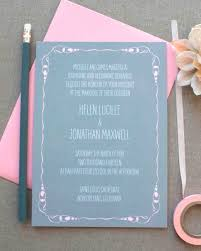 invitation wording etiquette 8 details to include when wording your wedding invitation martha