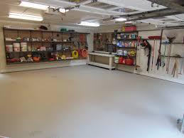 One Car Garage Ideas Garage Workbench Garage Workbench And Storage Systems