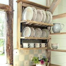 wooden kitchen plate rack cabinet u2013 gosate co
