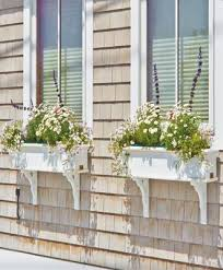 Wooden Window Flower Boxes - vinyl window u0026 flower boxes from walpole outdoors