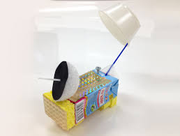 Easy Way To Build A Toy Box by Build Your Own Spacecraft Nasa Space Place