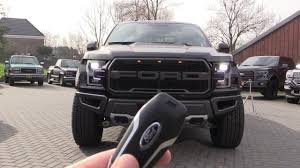 ford raptor 2017 ford f150 raptor start up in depth review interior exterior