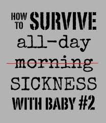 Morning Sickness Meme - morning sickness may mean healthier intelligent baby morning