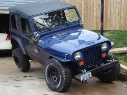 jeep wrangler unlimited flat fenders yj fenders ebay
