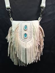leather necklace turquoise stone images Turquoise stones bag tribe america leathers jpg