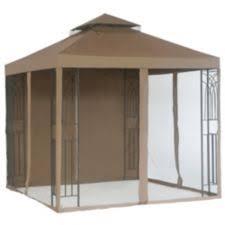 gazebo 8x8 moustiquaire pour abri de jardin canadian tire