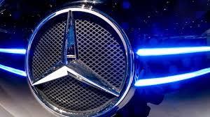 mercedes benx daimler recalls 75 000 mercedes cars in uk