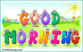 good morning animation free animated good messages clipart 2