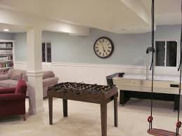 it would be so fun to have a game room basement basement