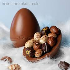 filled easter eggs easter eggs by hotel chocolat easter egg filled egg the cottage