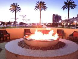 Fire Pits San Diego by A Lovely Fire Pit Outside The Fox Sport Grill Bar Picture Of