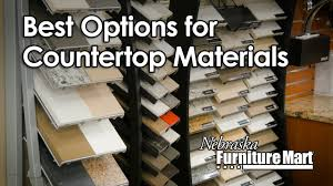 The Best Countertops For Kitchens Learn More About The Best Countertop Materials At Nfm Youtube