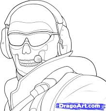 Call Of Duty Coloring Pages Art Pinterest Kids Colouring Call Of Duty Black Ops Coloring Pages