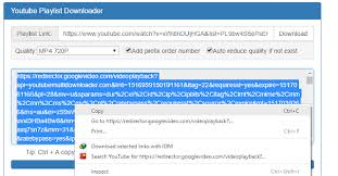 download youtube idm mp4 how to download all videos from youtube playlist using idm amytricks