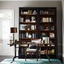 Industrial Looking Bookshelves by Best 25 Bookcase With Ladder Ideas On Pinterest Library Ladder