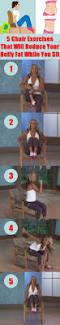 Gym Chair As Seen On Tv Best 25 Chair Exercises Ideas On Pinterest Stephanie Selter