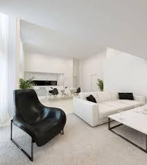 black and white contemporary apartment designs 2737 interior ideas