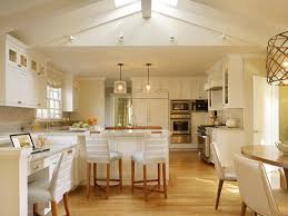 vaulted ceiling kitchen ideas and natural ceiling skylight