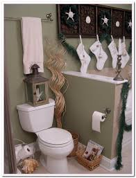 ideas to decorate a bathroom christmas lights decoration