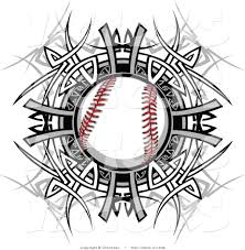 baseball tribal vector great ideas and tips