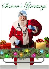 funny medical christmas cards personalized for your business