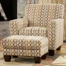 ashley furniture chair and ottoman wonderful accent chair and ottoman figure eight candy accent chair