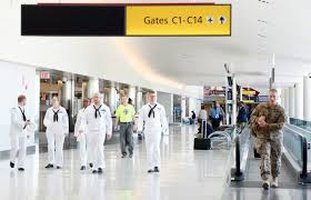 Cac Card Help Desk Phone Number Your Dod Id Can Shorten Your Wait At The Airport Transportation