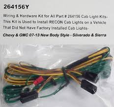 gm truck accessories recon accessories gmc sierra
