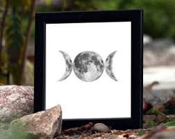 wiccan home decor occult wicca wiccan etsy