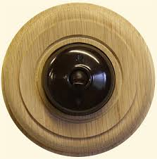 bakelite light switches brown white period bakelite light