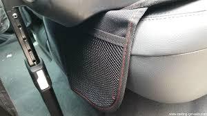 siege bébé voiture le couvre siège auto pour protéger les fauteuils en cuir du siège