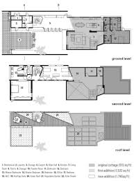 Rooftop Deck House Plans Brooks Avenue House By Bricault Design