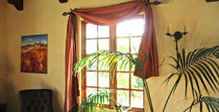Tuscan Style Curtains Ideas Ingenious Ideas Tuscan Curtains And Italian Window Treatments