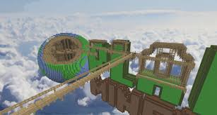 build a home sky limit contest minecraft project