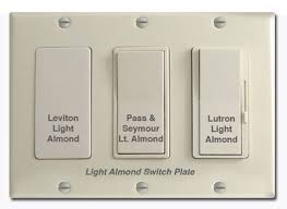 light almond wall plates almond versus ivory electrical device comparison pictures