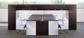 Office Desking Silea Open Office Gunlocke Office Furniture Wood Casegoods