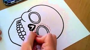 day of the dead sugar skull designs