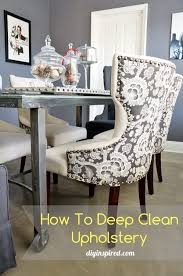 Aaron Upholstery How To Deep Clean Upholstery Diy Inspired