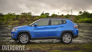 tan jeep compass 2017 jeep compass variants and features explained overdrive