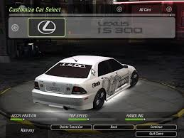 lexus is300 top speed nfsunlimited net need for speed rivals most wanted world and