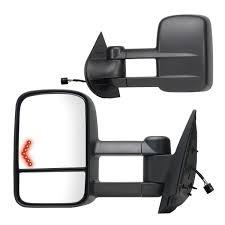 chevy silverado 1500 extendable towing mirrors