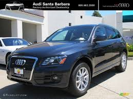 audi q5 2007 car picker blue audi q5