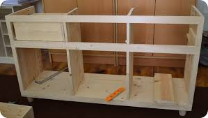 how to build simple kitchen cabinets how to build kitchen cabinets home design ideas regarding