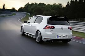 pedal to the metal here comes the 2016 volkswagen golf gti clubsport