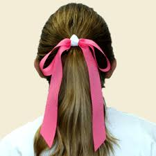hair ribbon flo100 floppy bow plain 1 1 2