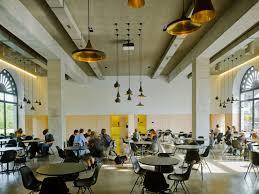 Esszimmer T Ingen Restaurant Mlzd Emw Installation Mensa Kantonsschule Inside Inspiration