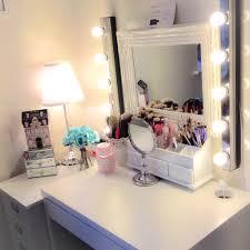 Makeup Vanity Jewelry Armoire Bedroom Attractive Makeup Desks Multicolor Pattern For Terrific