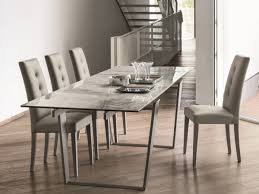ceramic top dining room tables stylish zeus 160 extending dining table with metal legs and a